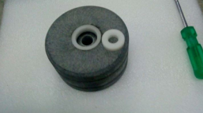 Instructions on installation/removal of bush bearings